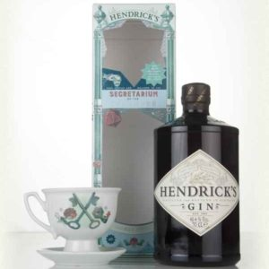 "Hendricks Gin ""Secretarium of The Cucumber"" GB FL 70"