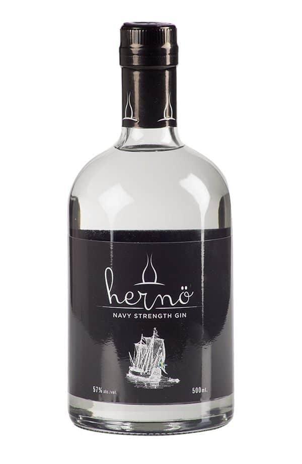 Hernö Navy Strength Gin FL 50