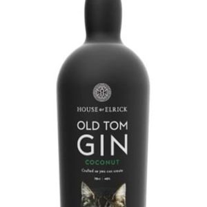 House of Elrick Old Tom Coconut Gin FL 70