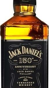 Jack Daniel's 150th Anniversary Whiskey FL 70