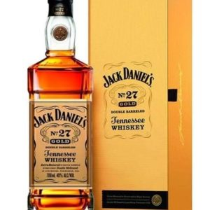 Jack Daniel's Gold No.27 Double Barreled Whiskey FL 70