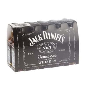 Jack Daniel's Old No.7 Whiskey 5cl