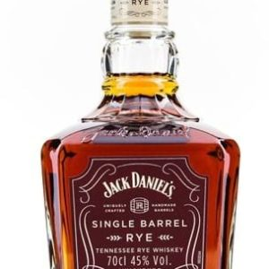 Jack Daniel's Single Barrel Rye Whiskey FL 70