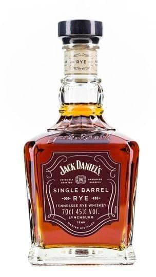 Jack Daniel's Single Barrel Rye Whiskey FL 70