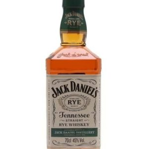 Jack Daniel's Straight Rye Whiskey FL 70