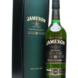Jameson 18 YO Triple Distilled Irish Whiskey