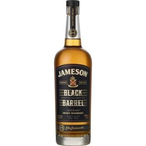 Jameson Black Barrel Irish Whiskey FL 70