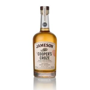Jameson Cooper's Croze Irish Whiskey FL 70