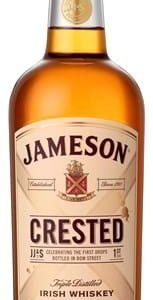 Jameson Crested X Irish Whiskey FL 70