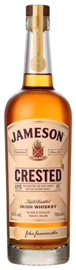 Jameson Crested X Irish Whiskey FL 70