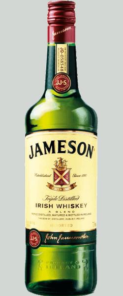 Jameson Original Irish Whiskey FL 70