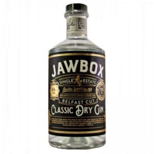 Jawbox Small Batch Classic Dry Gin