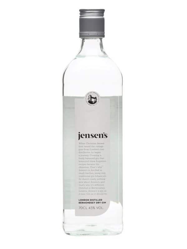 Jensen Dry Bermondsey Gin FL 70