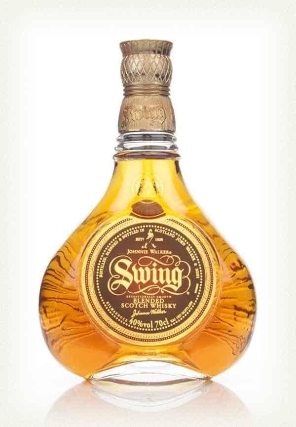 Johnnie Walker Swing Blended Scotch Whisky FL 70