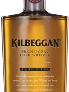 Kilbeggan 21 YO Irish Whiskey FL 70