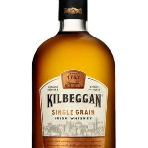Kilbeggan Rye Small Batch Irish Whiskey 70 cl.