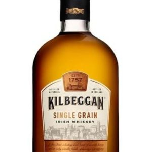 Kilbeggan Single Grain Irish Whiskey FL 70