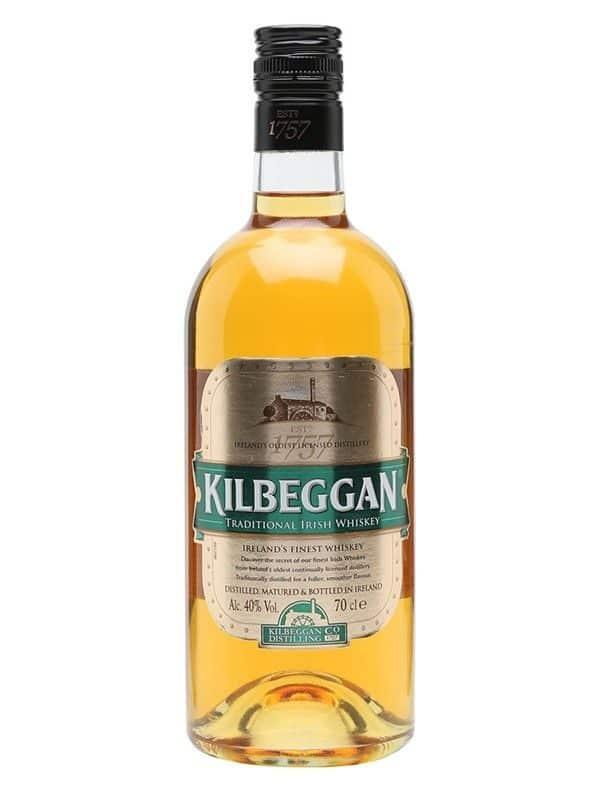 Kilbeggan Traditional Irish Whiskey FL 70