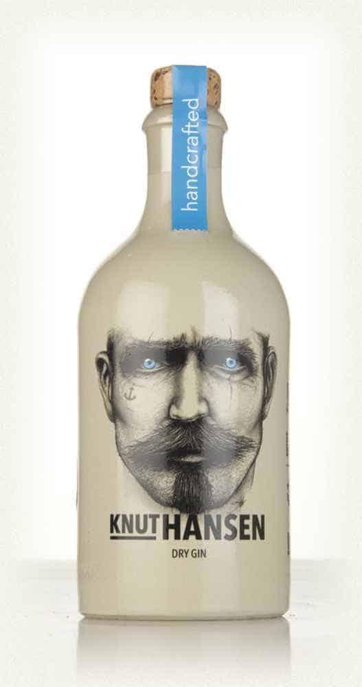 Knut Hansen Dry Gin FL 50