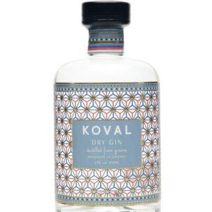 Koval Dry Gin FL 50