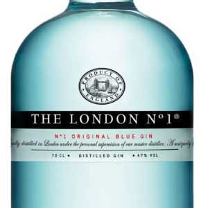 London Blue Gin No.1 FL 70