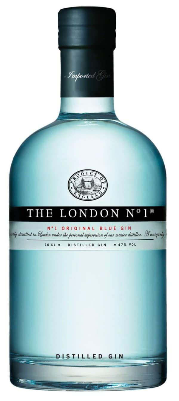 London Blue Gin No.1 FL 70