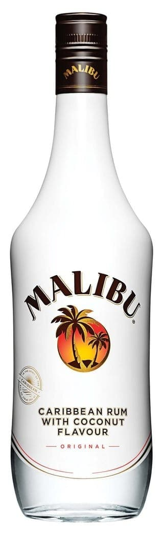Malibu Coconut Rum FL 70