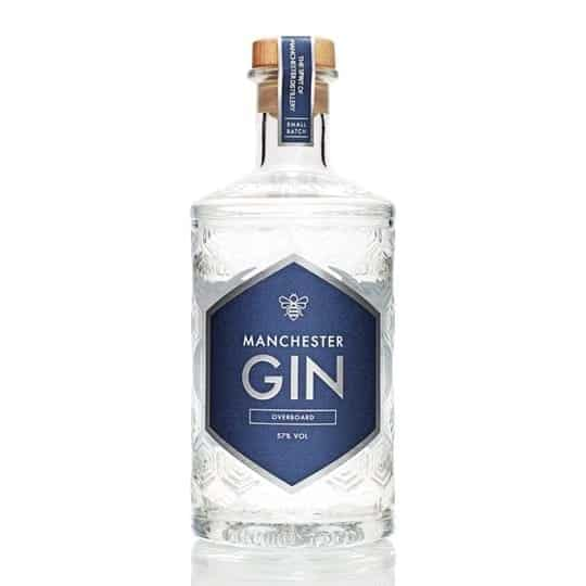Manchester Overboard Gin FL 50