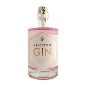 Manchester Raspberry Infused Gin FL 50