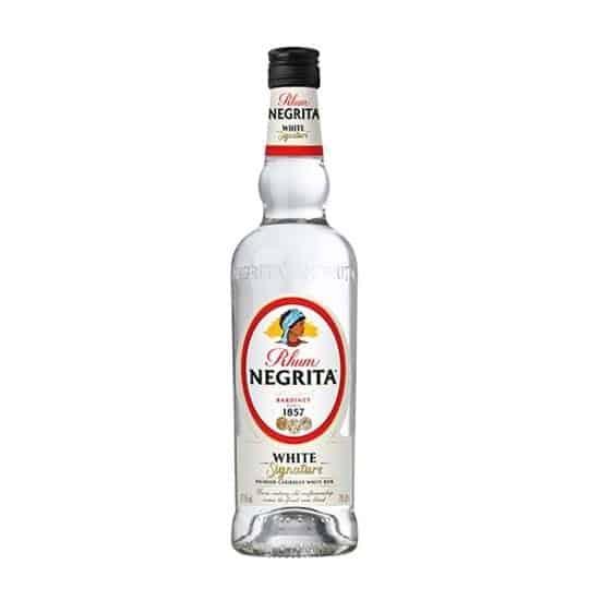 Negrita White Rum FL 70