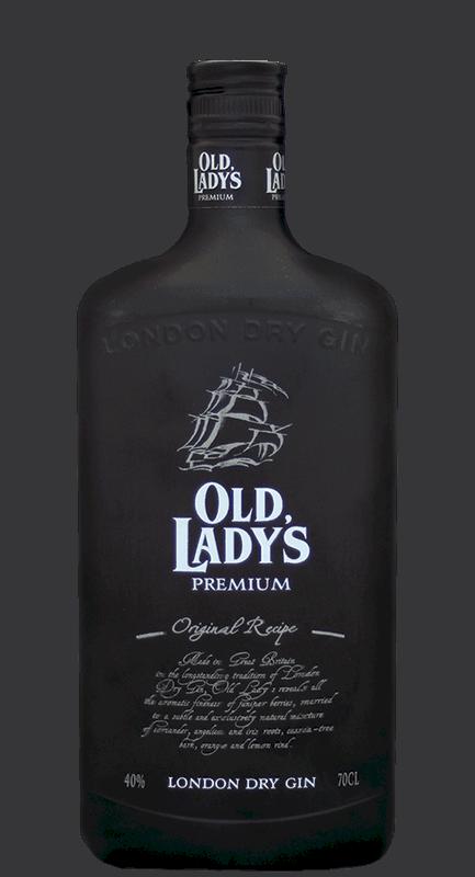 Old Lady's Gin FL 70
