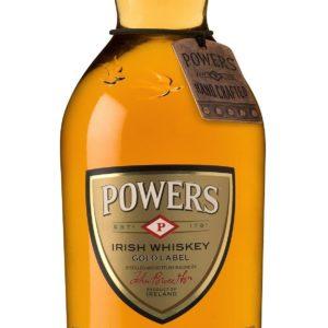 Powers Irish Whiskey FL 70