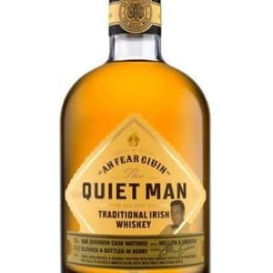 Quiet Man Superior Irish Whiskey FL 70