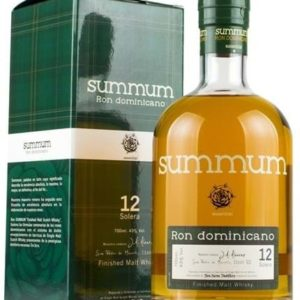 Summum Ron Dominicano Malt Whisky Cask Finish FL 70