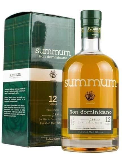 Summum Ron Dominicano Malt Whisky Cask Finish FL 70