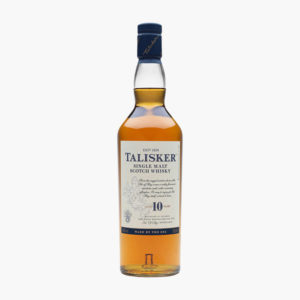 Talisker 10 år Single Malt Whisky