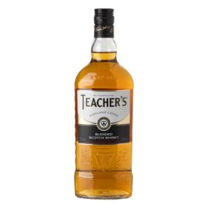 Teacher's Blended Scotch Whisky* 1 ltr