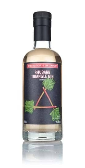 "That Boutique-y Gin ""Triangle Rhubarb"" 50 cl."