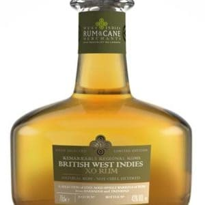 "WIRC ""British West Indies"" XO Rum FL 70"