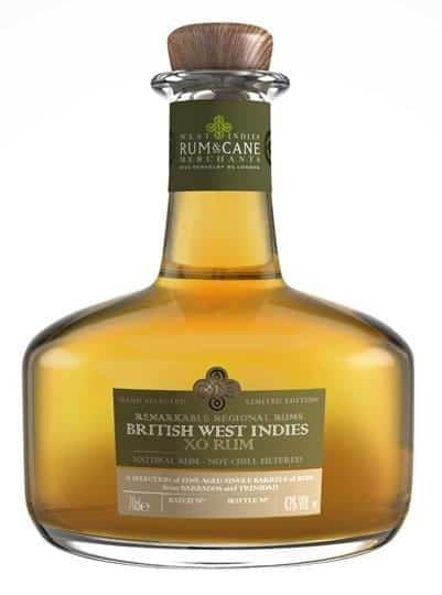 """WIRC """"British West Indies"""" XO Rum FL 70"""