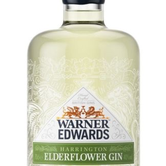 Warner Edwards Elderflower Gin FL 70