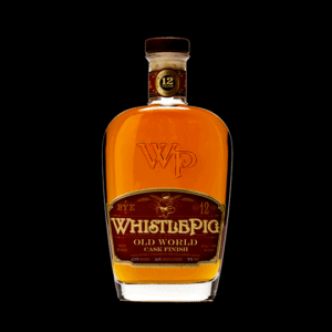 "WhistlePig ""Old World"" 12 YO Straight Rye Whiskey"