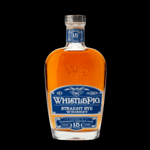 "WhistlePig ""Vermont Estate"" 15 YO Rye Whiskey"