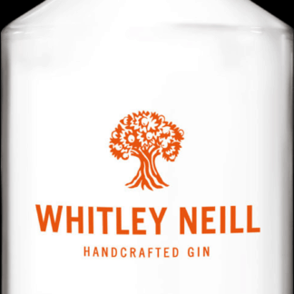 Whitley Neill Blood Orange Gin FL 70