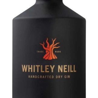 Whitley Neill Handcrafted Dry Gin* 1 ltr