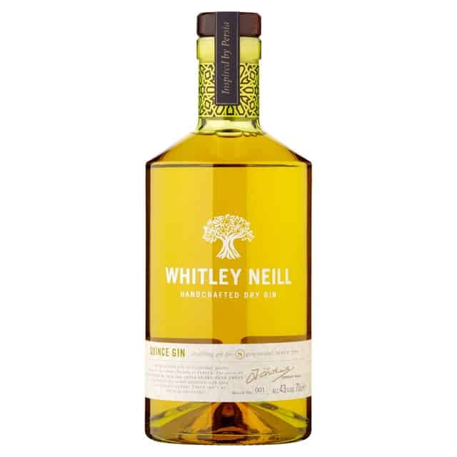 Whitley Neill Quince Gin FL 70