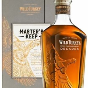 Wild Turkey Masters's Keep Decades Bourbon Whisky