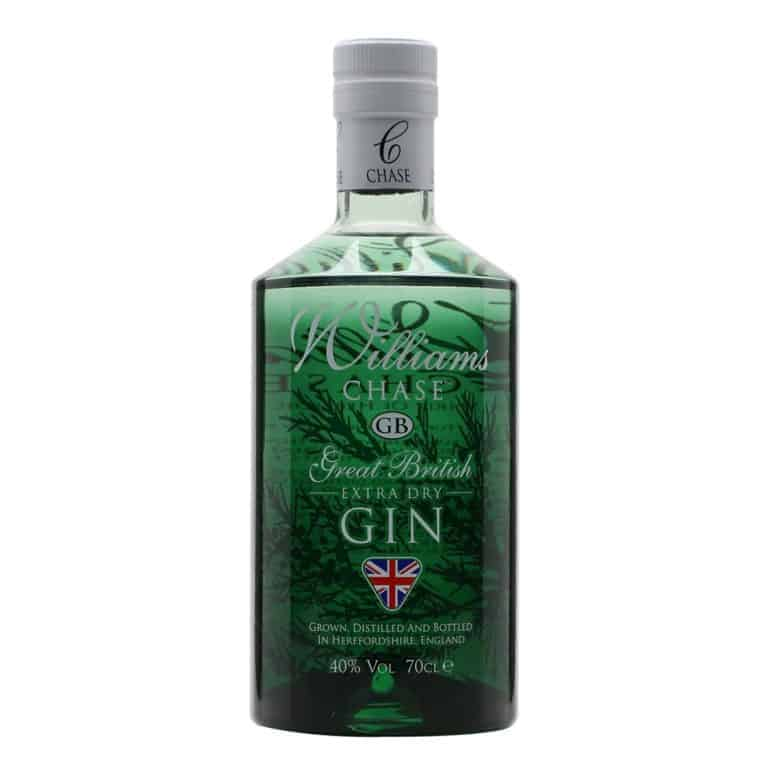 Williams Chase Great British Extra Dry Gin FL 70