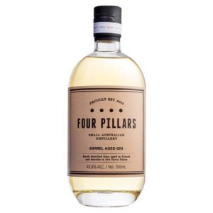Four Pillars Barrel Aged Gin Fl 70