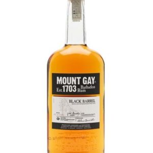 Mount Gay Black Barrel Rum Fl 70